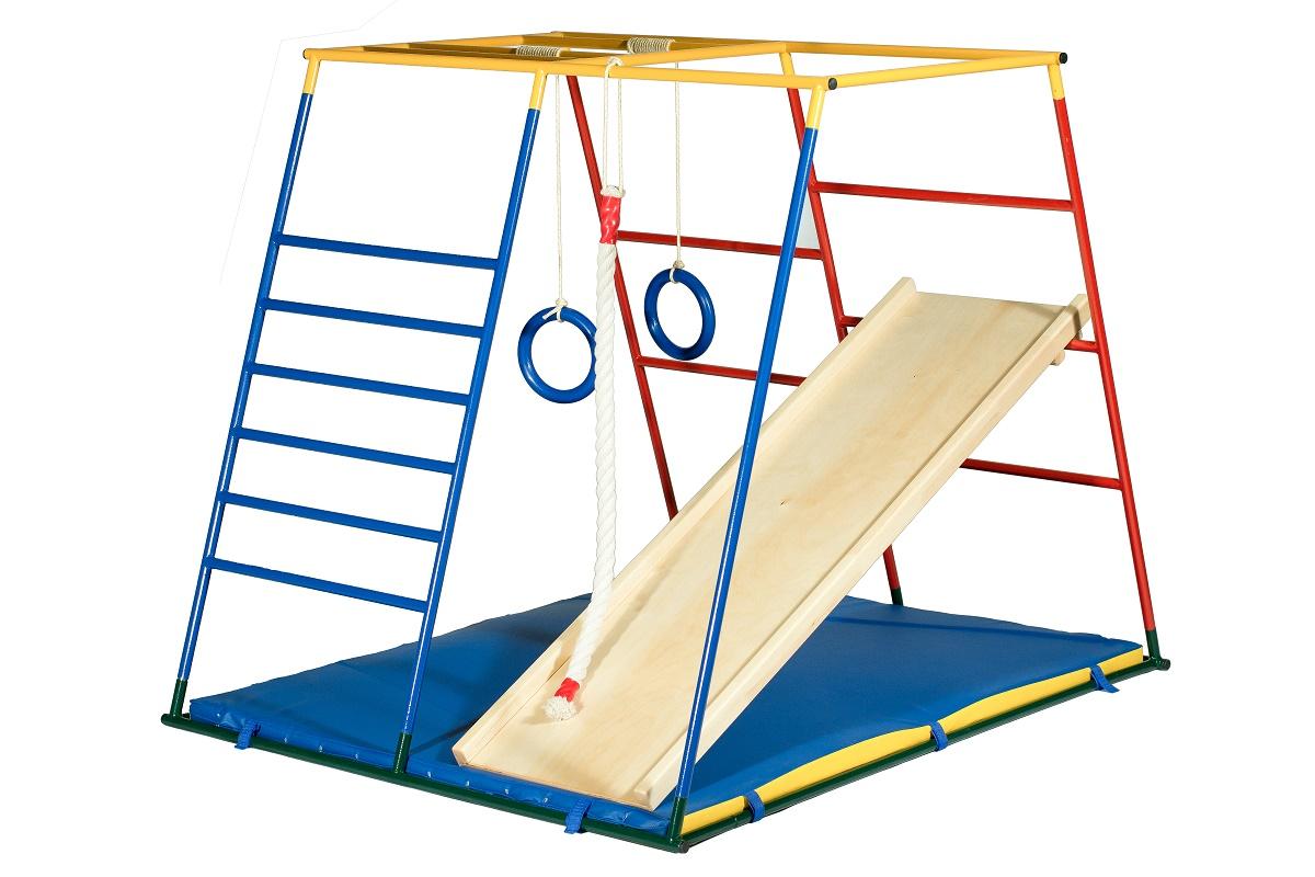 Лучшие детские спортивные комплексы для дома