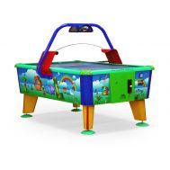 Аэрохоккей «Gameland» 5 ф (163 х 107 х 67 см, цветной, купюроприемник), фото 1