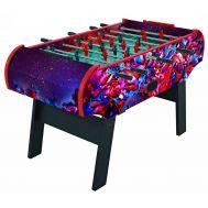 Настольный футбол (кикер) «Bayer» (152x73,5x91,5 см, цветной), фото 1