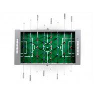 Игровое поле для футбола «Roma», фото 1