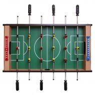 Настольный футбол (кикер) Junior (69х37х24 см, коричневый), фото 1