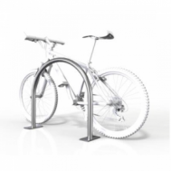 ВП-2У Велопарковка для двух велосипедов, фото 1