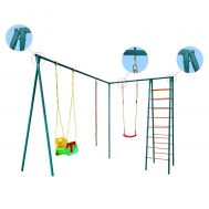 Дополнение Элит - серии Trampoline park к батутам Baby-Grad, фото 1