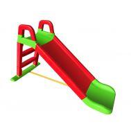 Горка Весёлый спуск 140/01 зелёный/красный, фото 1