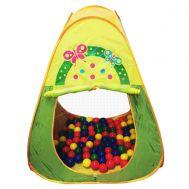 """Игровой домик """"Треугольный"""" + 100 шариков CBH-20, фото 1"""