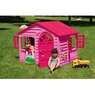 Домик игровой 360 розовый, фото 1