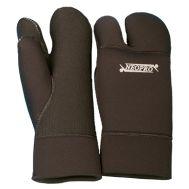 """Перчатки трехпалые, усиление""""Duratex"""", фото 1"""