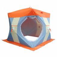 Палатка для зимней рыбалки Митек Нельма Куб 2 с внутренним тентом, фото 1