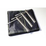Ввертыши в чехле (комплект 6 шт, подвижная ручка 16х1,5х130), фото 1