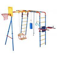 Детский спортивный комплекс «ЮНЫЙ АТЛЕТ» модель «Уличный-Плюс», фото 1