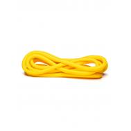 Скакалка для художественной гимнастики RGJ-104, 3м, жёлтый, фото 1
