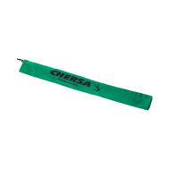 Чехол для палочки с лентой, зеленый, фото 1