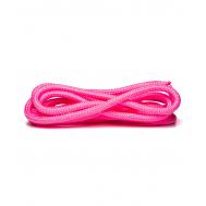 Скакалка для художественной гимнастики RGJ-104, 3 м, розовый, фото 1