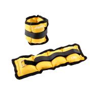Утяжелители WT-401 0,5 кг, желтый, фото 1