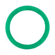 Чехол для обруча без кармана D 650, зеленый, фото 1
