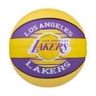 Мяч баскетбольный Team Lakers №7 83-510Z, фото 1