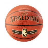Мяч баскетбольный Gold № 7, фото 1