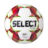 Мяч футзальный Samba № 4 крас/желтый, фото 1