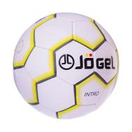 Мяч футбольный JS-100 Intro №5, белый, фото 1