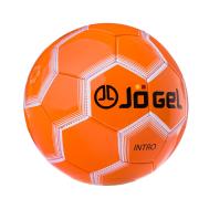 Мяч футбольный JS-100 Intro №5, оранжевый, фото 1