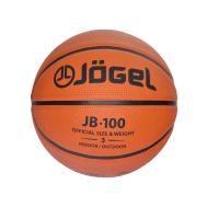Мяч баскетбольный JB-100 №3, фото 1