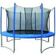 Батут Fun Tramps 12' диаметр 3,7 м с защитной сеткой, фото 1