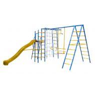 Уличный детский спортивный комплекс Kampfer Total Playground, фото 1