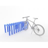 Велопарковка Батарея, фото 1