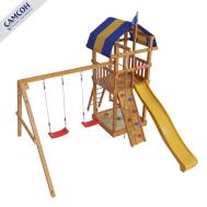 Детская площадка Самсон Аляска модель 2017 года, фото 1