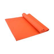 Коврик для йоги STARFIT FM-101 PVC 173x61x0,4 см, оранжевый 1/20, фото 1