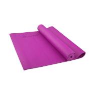 Коврик для йоги STARFIT FM-101 PVC 173x61x0,6 см, фиолетовый 1/16, фото 1