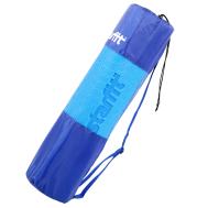 Сумка для ковриков cспортивная STARFIT FA-301, 24,5x66см, синяя, фото 1