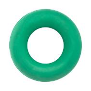 Эспандер кистевой Кольцо 15кг, зеленый (ТОЛЬКО по 5 шт.), фото 1