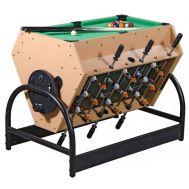 Игровой стол «Mini 3-in-1» (футбол, аэрохоккей, бильярд), фото 1