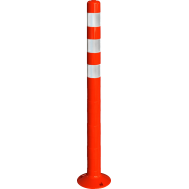 Столбик сигнальный упругий ССУ-1000 СБ, фото 1
