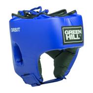 Шлем открытый ORBIT, HGO-4030, детский, кожзам, синий, M, фото 1