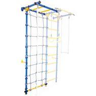 Рукоход-Лайт с сеткой «Юный АТЛЕТ» сине/жёлтый, фото 1
