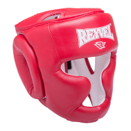 Шлем закрытый RV-301, кожзам, красный, L, фото 1