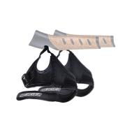 Комплект темляков для скандинавских палок, 2 шт., чёрный, фото 1