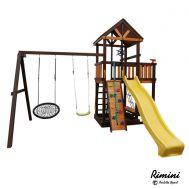 """Детский игровой комплекс (ИК) Perfetto sport """"Rimini"""" (качели овал), фото 1"""