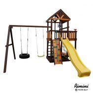 """Детский игровой комплекс (ИК) Perfetto sport """"Rimini"""" (качели шина), фото 1"""