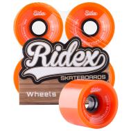 Комплект колес для лонгборда SB, оранжевый, 4 шт., фото 1