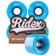 Комплект колес для круизера SB, голубой, 4 шт., фото 1