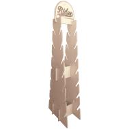 """Стойка для скейтбордов """"Пирамида"""", островная, 184 см, фото 1"""