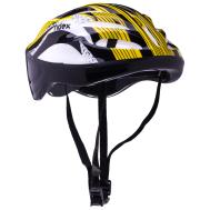Шлем защитный Cyclone, желтый/черный, фото 1