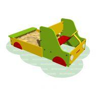 Песочница Машинка «Romana 111.03.00», фото 1