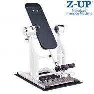Инверсионный стол Z-UP 2S, 220В, Корея, белая рама, черная спинка, фото 1