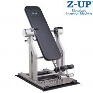 Инверсионный стол Z-UP 5, 220B, Корея, серебряная рама, черная спинка, фото 1