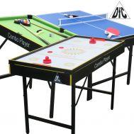 Игровой стол DFC SMILE 3 в 1 трансформер, фото 1