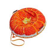 Тюбинг «Сочный апельсин»  110 см., фото 1